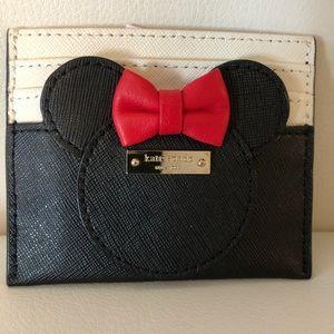 New Disney Kate Spade card holder